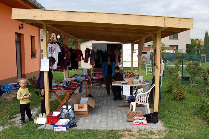 REPORT – Garage Sale Černošice II – 18.9.2011